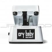 Dunlop CBM105Q Cry Baby Bass Wah Mini Pedal
