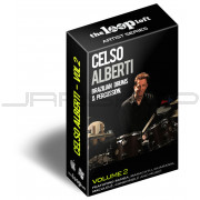 The Loop Loft Celso Alberti Brazilian Drums & Percussion Vol. 2