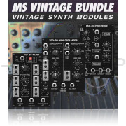Cherry Audio MS Vintage Bundle for Voltage Modular