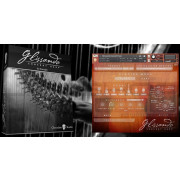Chocolate Audio Glissando Concert Harp For Kontakt