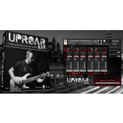 Chocolate Audio Uproar RAW 8-String Baritone Guitar For Kontakt
