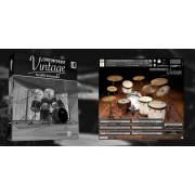 Chocolate Audio Contemporary Vintage Drums for BFD & Kontakt