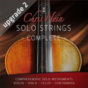 Best Service Chris Hein Solo Strings Complete EX 2.0 Upgrade 2 From Solo Viola and Violin