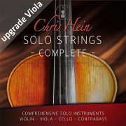 Best Service Chris Hein Solo Strings Complete EX 2.0 Upgrade From Solo Viola