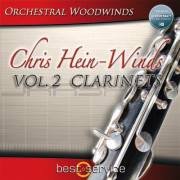 Best Service Chris Hein Winds Vol. 2: Clarinets