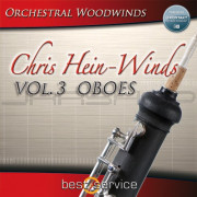 Best Service Chris Hein Winds Vol. 3: Oboes