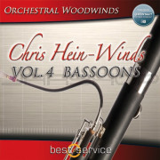 Best Service Chris Hein Winds Vol. 4: Bassoons