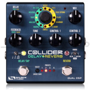 Source Audio Collider Delay + Reverb Pedal