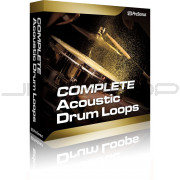 Presonus Acoustic Drum Loops Complete