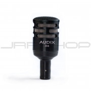 Audix D6 Black Kick Drum Mic - B-Stock