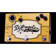 D'Angelico New York Jazz Pedal - Compressor + Booster + FX Loop + DI