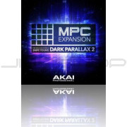 Akai Dark Parallax 2 MPC and iMPC Expansion Pack