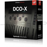 IK Multimedia Syntronik DCO-X Synth Instrument