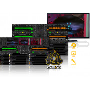 PCDJ Dex 3 DJ Software