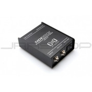 Hosa DIB-443 Sidekick Passive DI Box, 1/4 in TS to XLR3M