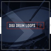 Big Fish Audio Digi Drum Loops 2