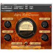Digidesign BF Slightly Rude Compressor - Download License