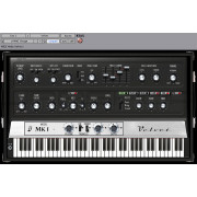 Digidesign Velvet RTAS Virtual Electric Piano