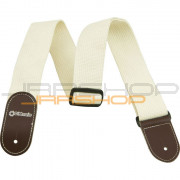 DiMarzio Woven Cotton DD3100C Guitar Straps - Natural