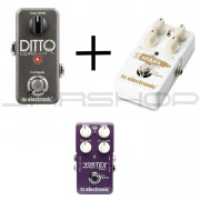 TC Electronic Ditto + Spark + Vortex Bundle