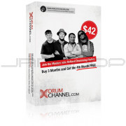 Drum Channel 3 Month Subscriptions