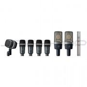 AKG Drumset Premium Mic Set
