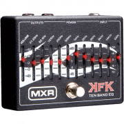 Dunlop MXR KFK1 Kerry King 10 Band EQ