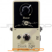 EarthQuaker Black Eyes Clean Boost Pedal