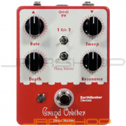 EarthQuaker Grand Orbiter Phase Machine Pedal