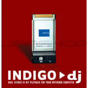 Echo Indigo DJ Laptop Soundcard