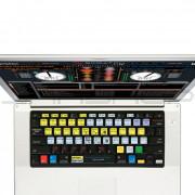 Editors Keys: Serato Cover for MacBook Pro