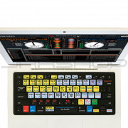 Editors Keys: Serato Covers for MacBook/Air/Pro