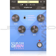 Kuassa CH3604 Chorus FX Engine Plugin