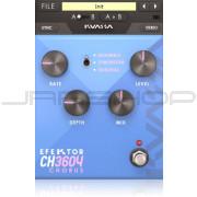 Kuassa Efektor CH3604 Chorus FX Engine Plugin