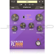 Kuassa FL3606 Flanger FX Engine Plugin