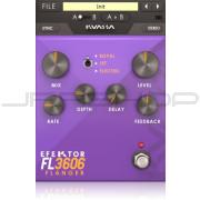 Kuassa Efektor FL3606 Flanger FX Engine Plugin