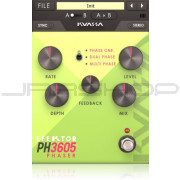 Kuassa PH3605 Phaser FX Engine Plugin