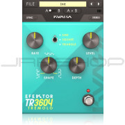 Kuassa TR3604 Tremolo FX Engine Plugin