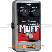 Electro Harmonix Double Muff Fuzz/Distortion Pedal