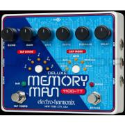 Electro Harmonix Deluxe Memory Man w/Tap Tempo 1100-TT - Open Box