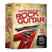 eMedia Music Interactive Rock Guitar Lessons - Mac