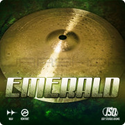 JSD Truth Custom Emerald Cymbal