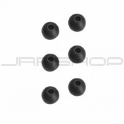 Audio Technica EP-ET/LEP-ET/L 3 pairs of silicone earpieces, large (for EP1 & EP3 in-ear dynamic headphones)