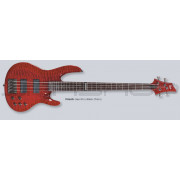 ESP B-404 Bass (See-Thru Black Cherry)