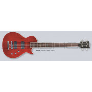 ESP EC-254 Bass (See-Thru Black Cherry)
