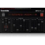 Eventide SP2016 Reverb Time Machine Plugin