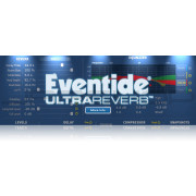 Eventide UltraReverb H8000-Based Reverb Plugin