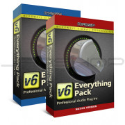 McDSP Everything Pack HD v6.2 to Everything Pack v6.4 HD Upgrade