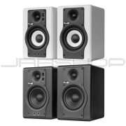 Fluid Audio F4 4″ 2-way Studio Reference Monitors - Pair