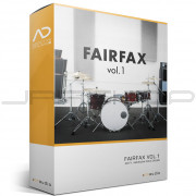 XLN Audio Addictive Drums 2: Fairfax Vol. 1